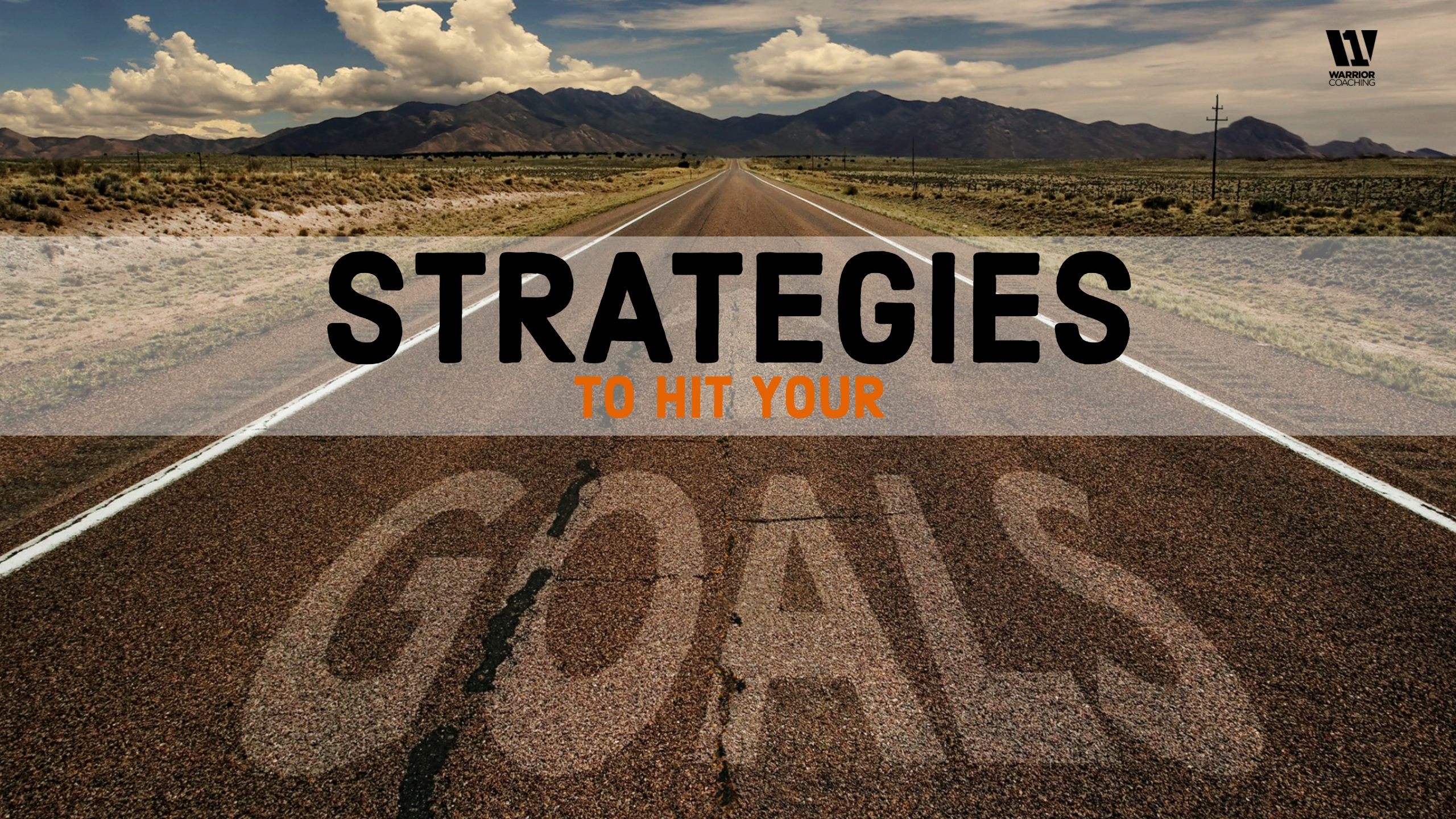 Strategies to Hit Your Goals in 2018