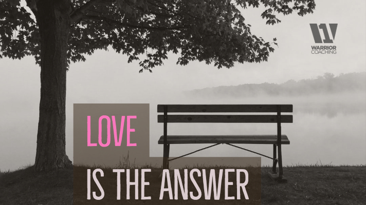 What is Your Question? Love is the Answer!